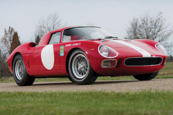 Ferrari 250 LM sells for nearly $10,000,000
