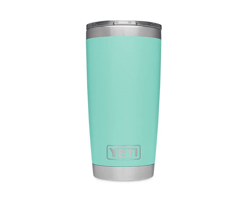 Rambler 591 mL Tumbler With Magslider Lid. Image via Yeti.