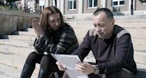 """<p><strong>Nominated for:</strong> Best Documentary Feature (Alexander Nanau and Bianca Oana), Best International Feature Film (Romania)</p> <p><strong>What it's about:</strong> Journalists investigate healthcare fraud after a tragedy in Romania, which reveals a larger story about corrupt government officials.</p> <p><strong>Where to watch:</strong> <a href=""""https://cna.st/affiliate-link/428C3oXt2rzkDZs6XgNgJuuac1g7WSn8cLbaq6XoNBU2bwzWPCziUzj7b7c5LWRF9vjYrYt9xYs4jMoLyhkqYndPCbQuzjTqmodCnLh2JzbT9SENu5BvvhdqUnemZFrmNTx2o8dJ9Hfkm?cid=607c87d2cad1683d137cdd49"""" rel=""""nofollow noopener"""" target=""""_blank"""" data-ylk=""""slk:Stream now on Hulu"""" class=""""link rapid-noclick-resp"""">Stream now on Hulu</a></p>"""