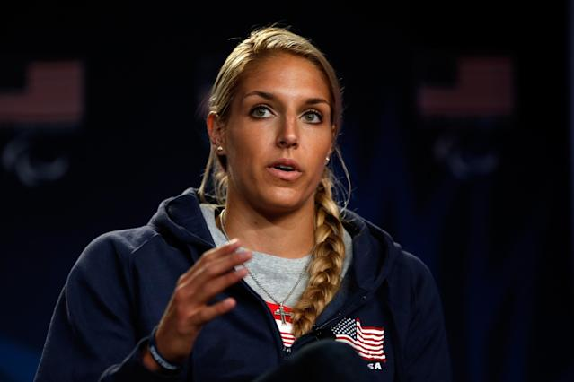 Elena Delle Donne left uconn because she wanted to be closer to home. (Getty Images)