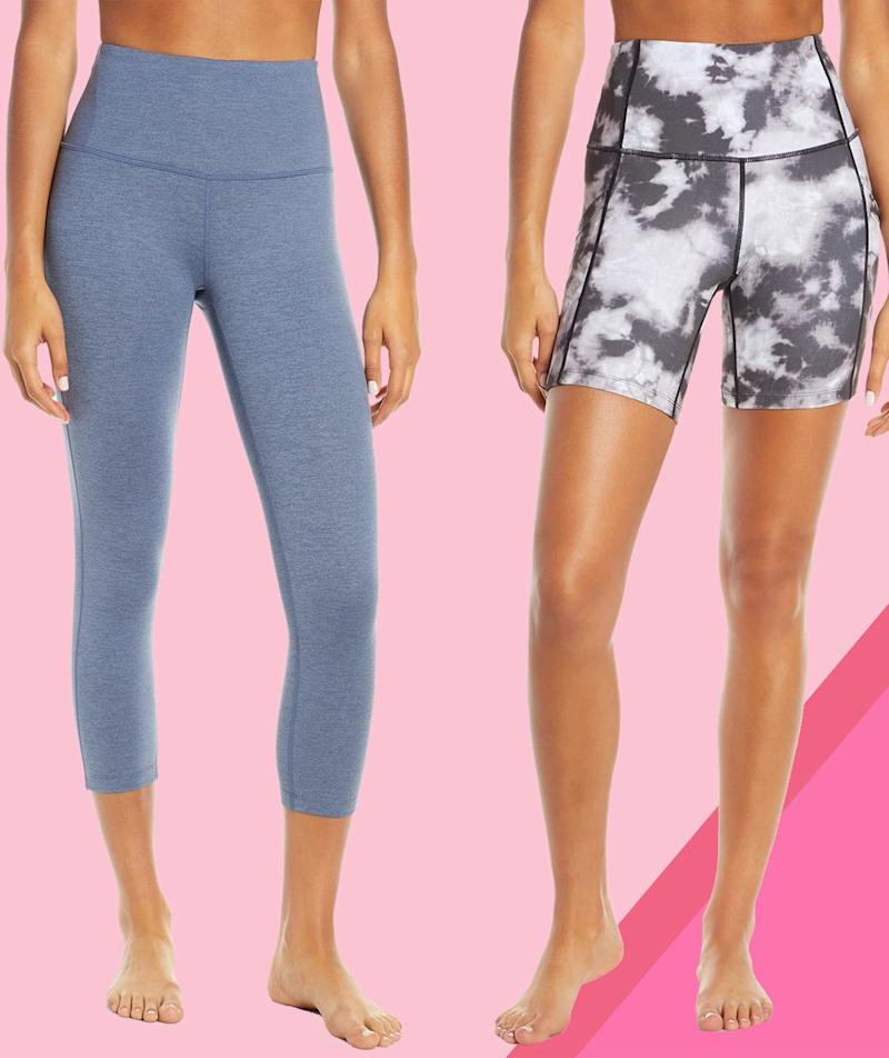 444fa1dc935e52 Nordstrom Just Released New Colors of Its Best-Selling Leggings With More  Than 5,000 Five-Star Reviews
