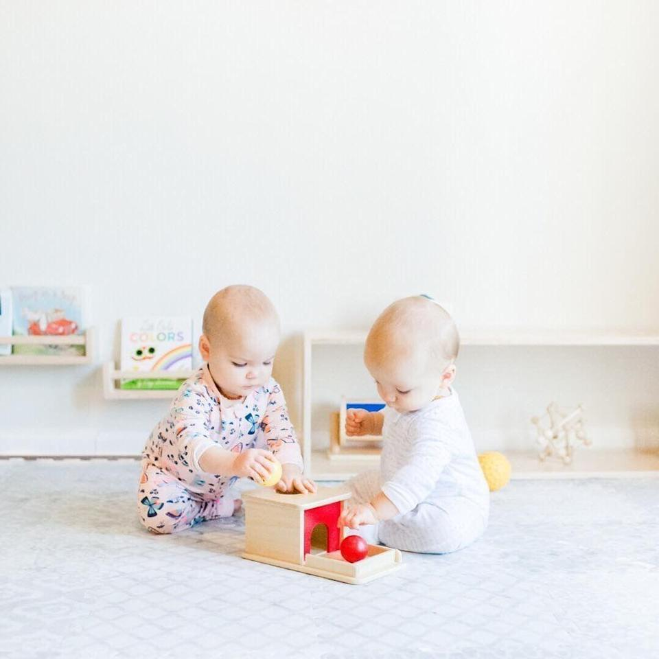 """<p>If you're passionate about a Montessori education, this subscription will hook you up with <strong>Montessori materials designed by educators.</strong> Once you sign up, you'll also be able to connect with like-minded families and have access to resources and learning materials online.<br><br><em>$297 every 3 months<br></em><em>Ages: 0–3<br></em></p><p><a class=""""link rapid-noclick-resp"""" href=""""https://montikids.com/"""" rel=""""nofollow noopener"""" target=""""_blank"""" data-ylk=""""slk:BUY NOW"""">BUY NOW</a></p>"""