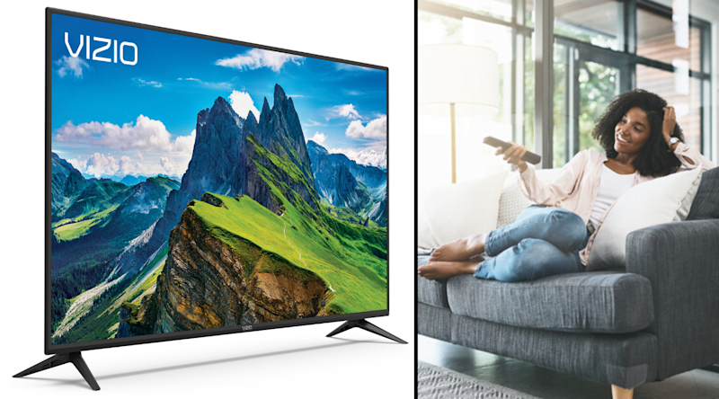 The TV comes with a fast octa-core processor for seamless transition between apps.