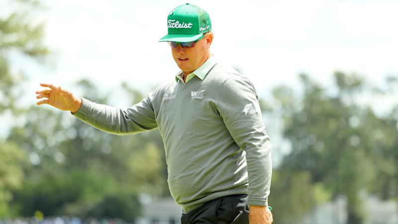 Masters 2017: Charley Hoffman separates from pack in blustery first-round conditions