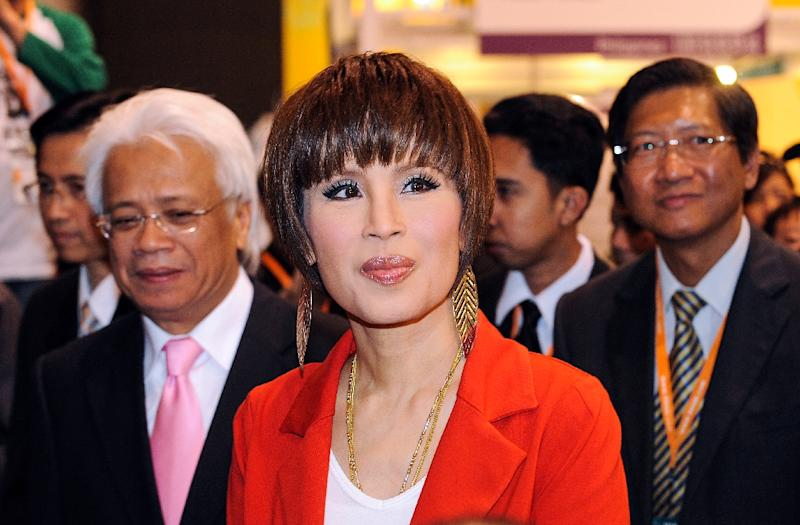 Uncertainty has coursed through Thailand since the Thai Raksa Chart party made the announcement that Princess Ubolratana would be their candidate for PM (AFP Photo/Mike CLARKE)