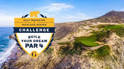 The inaugural GOLF Magazine + Nicklaus Design Challenge gives everyday golfers a chance to test their design skills and submit their visions for the perfect par four hole.