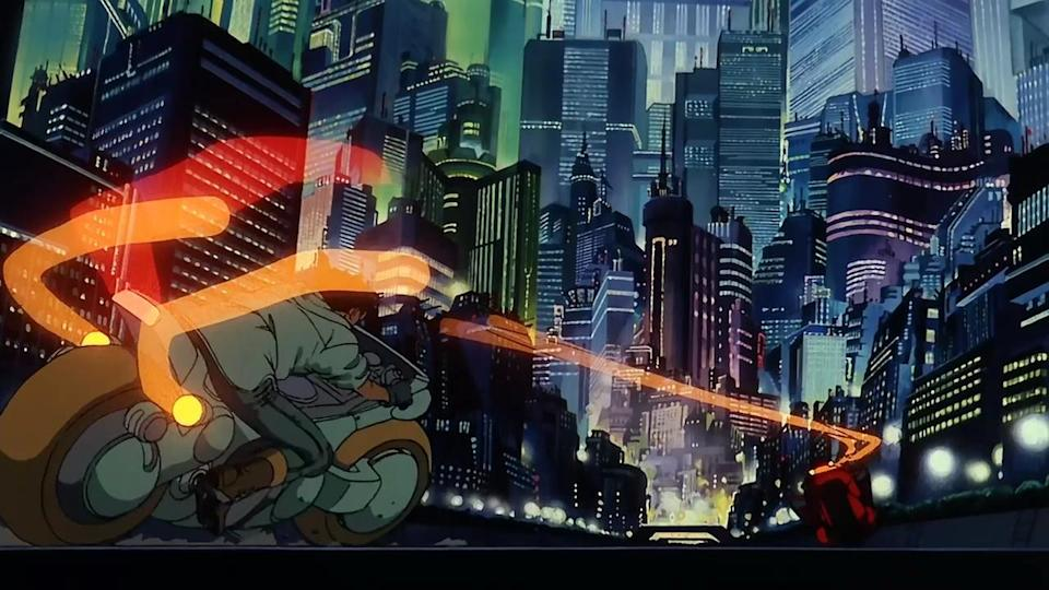 <p> This 1988 classic is the perfect entry-point for anyone interested in anime. 31 years after World War 3, in a futuristic Neo-Tokyo metropolis, a secret military project threatens to endanger the city once more. When the government turns injured biker-gang member Tetsuo (Nozamu Sasaki) into a violent telepath, history looks to repeat itself. It's a completely hand-animated cyberpunk epic worthy of its reputation as a landmark piece of animation. </p>