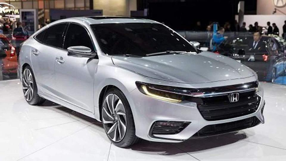 Eleventh-generation Honda Civic officially teased, prototype