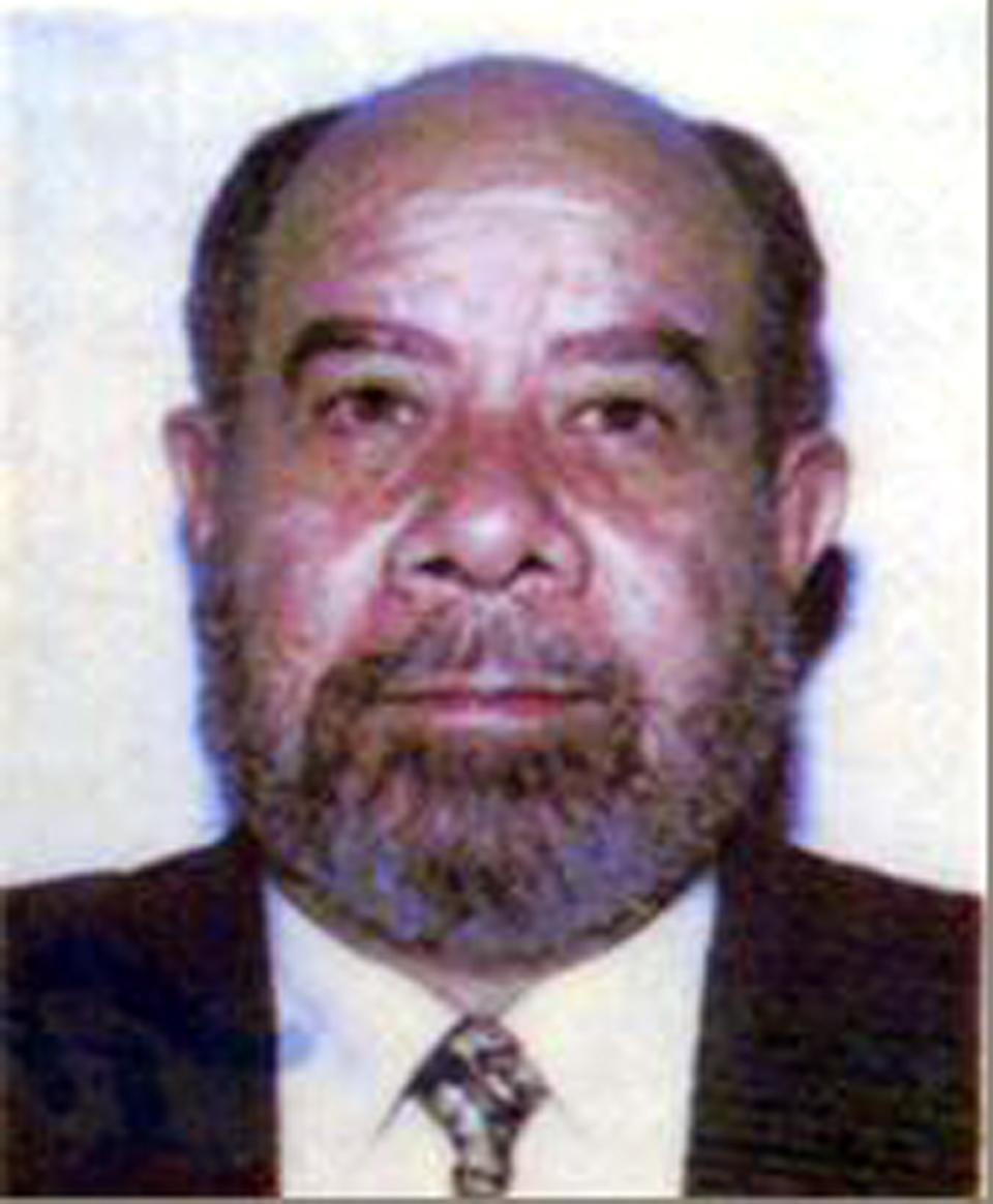 Elia Abdelmessih, 68, who was beaten to death in Melbourne on September 18, 2005. Source: AAP/Victoria Police
