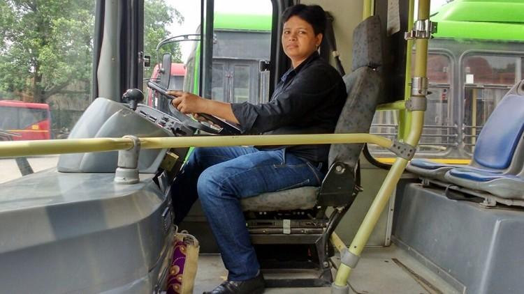 Telangana May Be All Set to Get its First Female Public Bus Driver