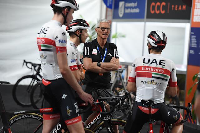 UAE Team Emirates and Allan Peiper