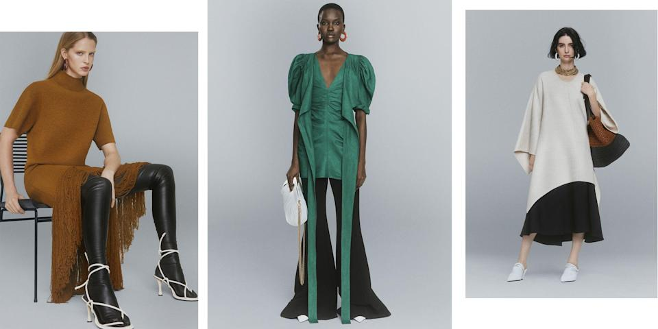 """<p class=""""body-dropcap"""">The pre-fall collections are rolling in. The season that remains at retail the longest each year is a powerhouse for brands and retailers—in other words, pay attention: These are the clothes we'll be wearing in a few months' time. </p><hr>"""