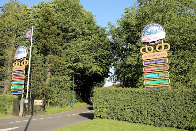 Panic at Alton Towers as another ride evacuated