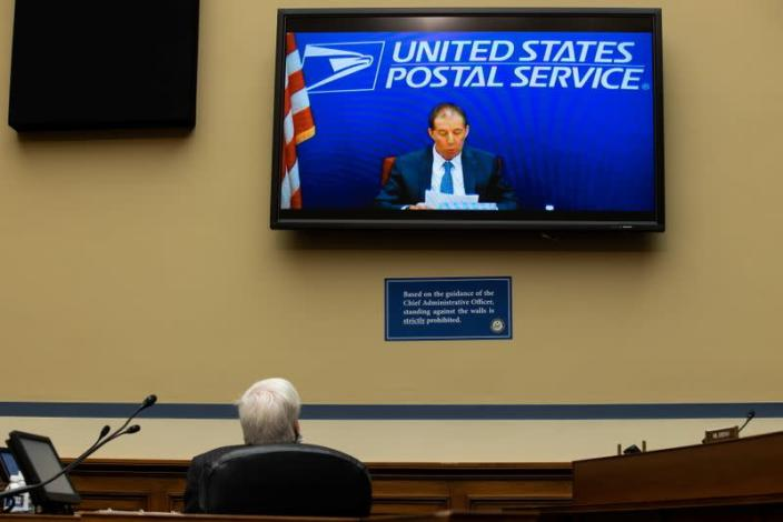 U.S. House committee holds hearing on Postal Service
