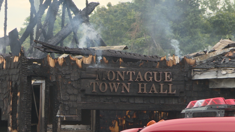 Fires at Montague town hall, Cavendish post office ruled accidental, says fire marshal