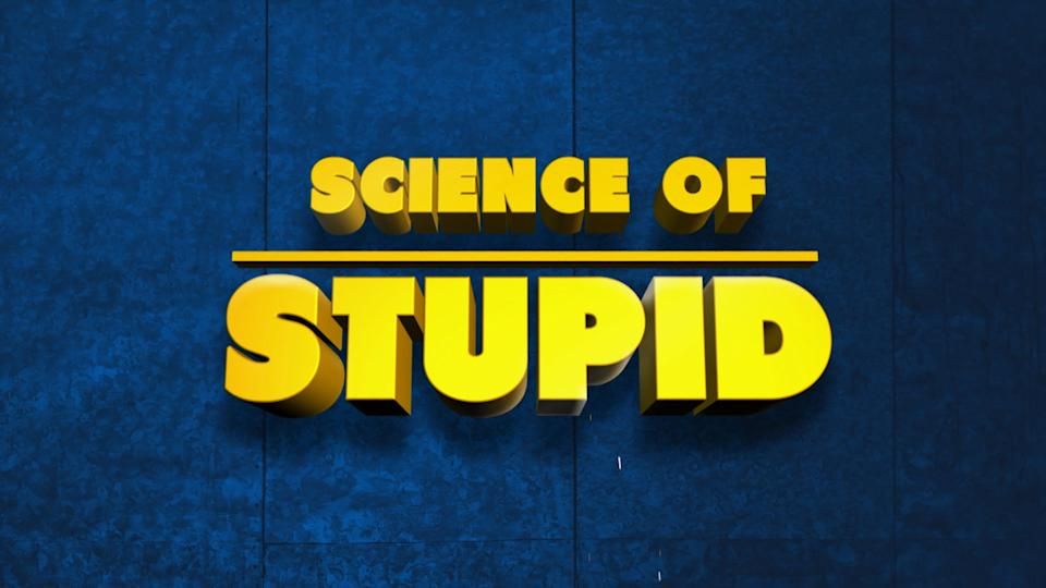 'Science of Stupid'. (Credit: National Geographic)