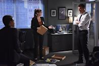 """<p><b>This Season's Theme:</b> """"Closure. We are tying up threads that were laid in Seasons 1, 2, 3, 4. We've really gone back to the past for the show,"""" says executive producer Jonathan Collier. <br><br><b>Where We Left Off: </b> The search for the Puppeteer serial killer took a twisted turn when Brennan (Emily Deschanel) was kidnapped by former Jeffersonian employee Zack Addy (Eric Millegan), a guy we haven't seen since Season 3. <br><br><b>Coming Up: </b> <i>Bones</i>' final season picks up """"right where it left off in Season 11,"""" but intersecting story arcs will take us back to the """"very, very distant past,"""" Collier tells us. Bones and Booth's marriage will be tested """"in a new and different way,"""" and true fan favorites will return for the show's swansong season, including Gordon Wyatt (Stephen Fry), Dr. Beth Mayer (Betty White), and Eddie McClintock (Sully), in addition to new guest stars Ed Asner, June Squibb, and Hal Holbrook. <br><br><b>Fond Farewell: </b> Collier says the final season is a thank you to the fans. """"We're grateful to [<i>Bones</i> creator] Hart Hanson for giving us these characters and we really like the way they're finding some closure,"""" Collier tells us. """"It will be 245 [episodes], so it's really hard to complain."""" <i>— VLM</i> <br><br>(Credit: Ray Mickshaw/Fox) </p>"""
