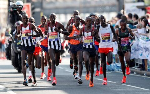 mo farah - Credit: REUTERS