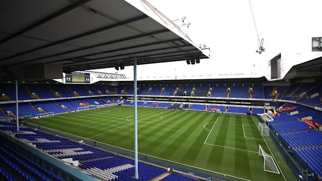 With a full campaign at Wembley a possibility, Tottenham are still waiting on progress at their new stadium before leaving White Hart Lane.