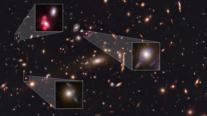 Astronomers discover a surprise twist in the mystery of dark matter