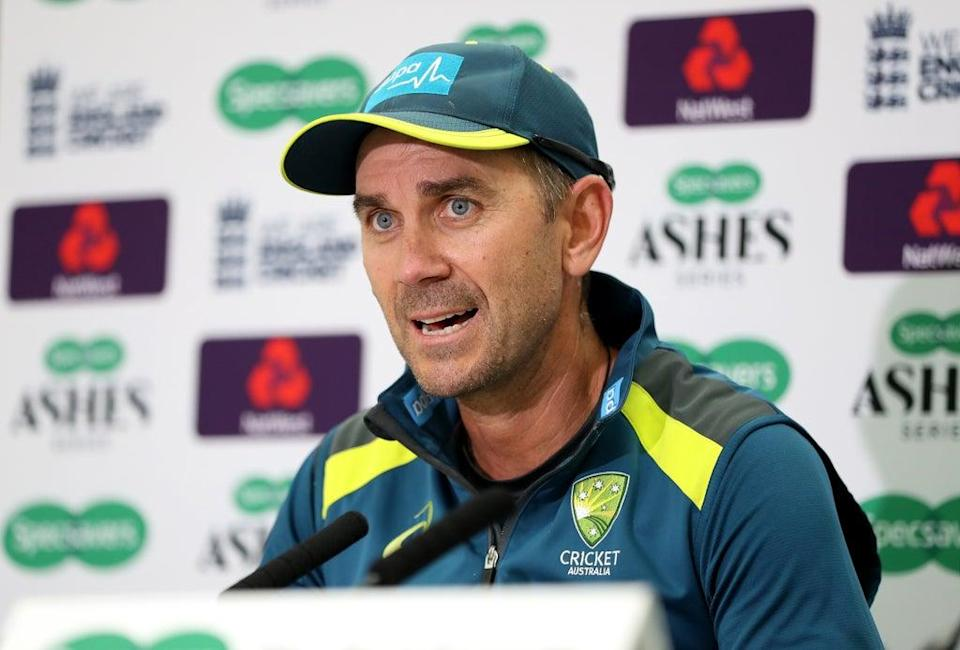 Under-fire Justin Langer has received the backing of Cricket Australia (Bradley Collyer/PA). (PA Archive)