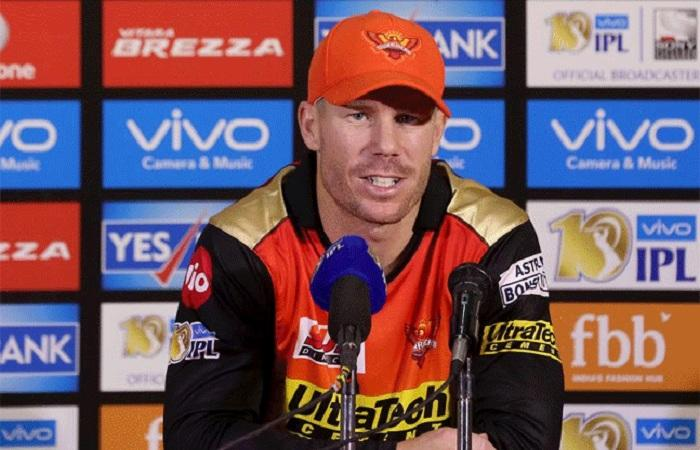 IPL-2017: It's been a little bogey playing away, says David Warner