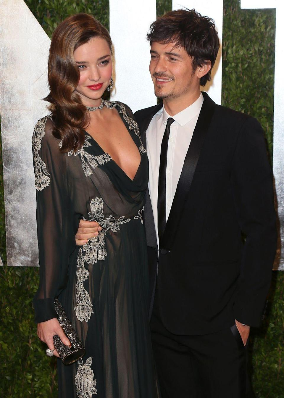 """<p>Kerr was married to Bloom for three years. They divorced in 2013, but remain close friends. The reason for the split? In an interview with <em><a href=""""https://go.redirectingat.com?id=74968X1596630&url=https%3A%2F%2Fwww.net-a-porter.com%2Fus%2Fen%2Fporter%2Farticle-5e7e82f8aee780d0%2Fcover-stories%2Fcover-stories%2Fmiranda-kerr-interview&sref=https%3A%2F%2Fwww.harpersbazaar.com%2Fcelebrity%2Fg37444336%2Fcelebrities-marriage-after-divorce%2F"""" rel=""""nofollow noopener"""" target=""""_blank"""" data-ylk=""""slk:The Edit"""" class=""""link rapid-noclick-resp"""">The Edit</a>,</em> Kerr said, """"We weren't bringing out the best in each other.""""</p>"""
