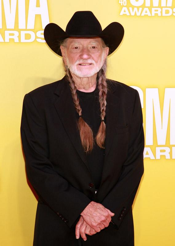 Willie Nelson 46th Annual CMA Awards - Arrivals