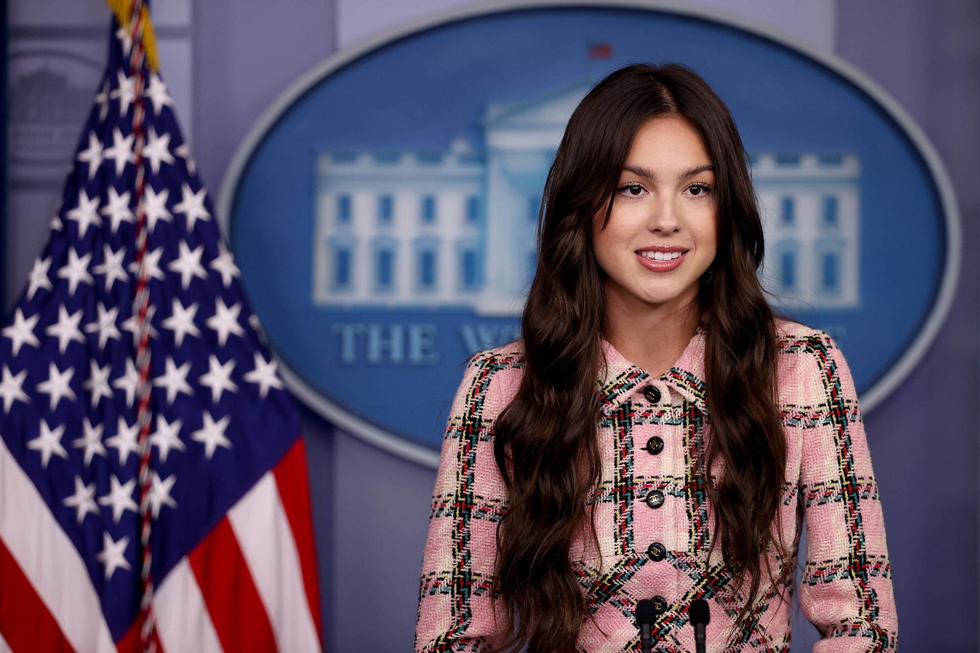 Olivia Rodrigo visits the White House to convince young people to get vaccinated. Here's why that's so important.