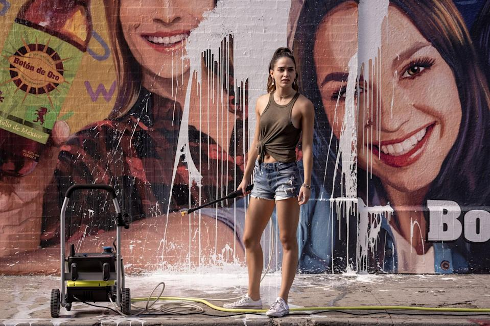 """<p>Melissa's love for acting first began when <a href=""""https://thelast-magazine.com/melissa-barrera-vida-diversity-representation-actress-interview/"""" class=""""link rapid-noclick-resp"""" rel=""""nofollow noopener"""" target=""""_blank"""" data-ylk=""""slk:she auditioned for The Wizard of Oz"""">she auditioned for <strong>The Wizard of Oz</strong></a> in middle school. """"There's something magical about musical theater troupes that is very alluring; it seduces me,"""" she told <strong>The Last Magazine</strong> in 2018. """"So when I was in the gang, I was like, 'This is what I want to do for my life. I don't want to get off the stage, I don't want to lose the warmth of these people and the passion we all have for signing and acting and dancing.'""""</p> <p>After graduating high school, Melissa left Mexico to attend NYU, where she had dreams of making it big on Broadway. """"I thought that was going to be my life, I thought that, 'I'm going to go to New York, I'm going to graduate, I'm going to audition and book something on Broadway, and that's going to be my life forever.' And then life happens,"""" she recalled. </p> <p>Melissa ended up moving back to Mexico because she wasn't an American citizen and got into television. She appeared in several telenovelas, including <strong>La Mujer de Judas</strong>, <strong>Siempre Tuya Acapulco</strong>, <strong>Perseguidos</strong>, and <strong>Club de Cuervos</strong>, before she eventually moved to Los Angeles and landed the part of Lyn in <strong>Vida</strong>. Now, she's taking on leading roles as Vanessa in <strong>In the Heights</strong> and Carmen in <a href=""""https://variety.com/2020/film/global/normal-people-paul-mescal-carmen-melissa-barrera-benjamin-millepied-1234828954/"""" class=""""link rapid-noclick-resp"""" rel=""""nofollow noopener"""" target=""""_blank"""" data-ylk=""""slk:the upcoming film Carmen"""">the upcoming film <strong>Carmen</strong></a> with <a class=""""link rapid-noclick-resp"""" href=""""https://www.popsugar.com/Paul-Mescal"""" rel=""""nofollow noopener"""" target=""""_blank"""" data-y"""