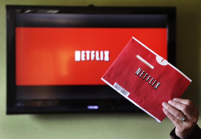 Netflix slashes its forecast for subscriber gains