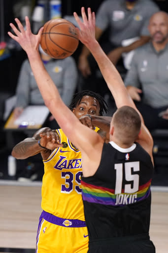 Another Nba Finals Await James If Lakers Can Finish Nuggets
