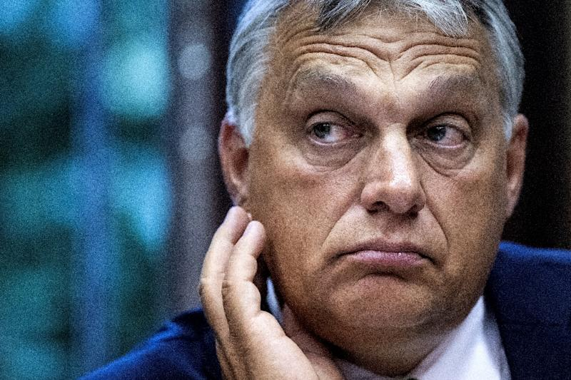 "Hungary's Prime Minister Viktor Orbansigned a decree classifying the merger of pro-government media outlets as being of ""national strategic significance in the public interest"""