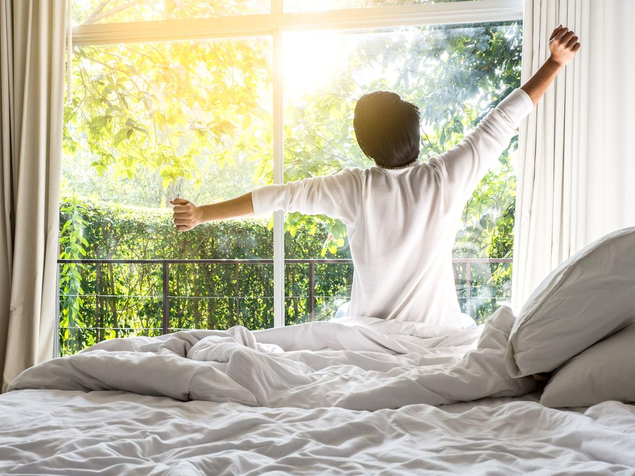 """<p>If the beginning of Daylight Saving Time leaves you feeling discombobulated, you're not alone. Doctors report <a href=""""http://openheart.bmj.com/content/1/1/e000019"""">a 24% spike</a> in heart-attacks around the country each time the clock springs forward, and a 21% decrease when the clocks fall back in the autumn. The <a href=""""https://psycnet.apa.org/record/2009-12532-013"""" target=""""_blank"""">incidence of workplace injuries</a> also rises on the Monday after the clocks change, as employees get an average of 40 fewer minutes of shut-eye the night before. Studies have even shown that Daylight Saving Time can lead to a brief increase in <a href=""""https://journals.lww.com/epidem/Fulltext/2017/05000/Daylight_Savings_Time_Transitions_and_the.7.aspx"""" target=""""_blank"""">depressive episodes</a>.  That's all because it messes with our <a href=""""https://www.goodhousekeeping.com/health/wellness/a19876/sleep-better/"""" target=""""_blank"""">sleep schedule</a> — and a good night's sleep is one of the most important things we can give to ourselves. </p><p>""""It's difficult to find a part of our health that isn't impacted by our sleep,"""" says Natalie Dautovich, Ph.D., the environmental fellow for <a href=""""https://www.sleepfoundation.org/"""" target=""""_blank"""">The National Sleep Foundation</a>. """"Among many other functions, healthy sleep is important for healing and repairing the heart and blood vessels, reducing risk for obesity, promoting healthy cognitive functioning, and promoting a healthy immune response."""" But if losing an hour on March 8 this year tempts you to hit that snooze button a couple more times, think again. Sleep experts say there are better ways to reduce the time change's impact on your body, your schedule, and your general well-being. Here's their advice for surviving the spring forward, so you can feel more motivated to make the most of that extra evening daylight. </p>"""