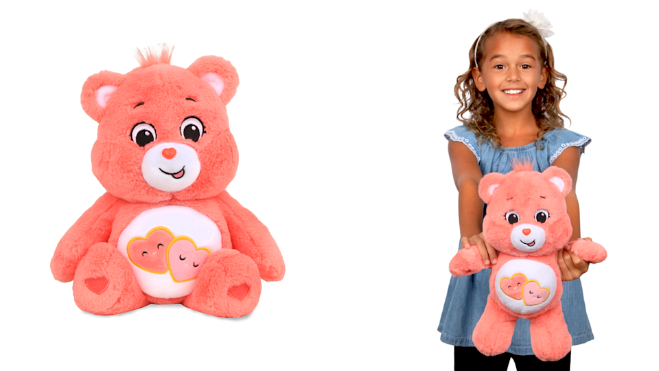 Valentine's gifts for kids: Care Bear