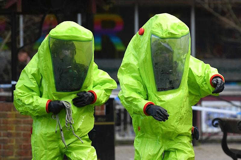 OPCW confirms United Kingdom conclusion that Skripals were poisoned by nerve agent