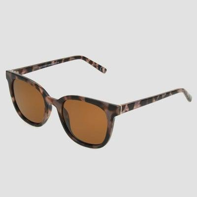 <p>Meet your new BFFs: <span>A New Day Tortoise Shell Print Surfer Shade Sunglasses</span> ($20).</p>