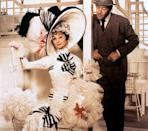 <p>While this treasured musical won Best Picture, Best Director (George Cukor), and Best Actor (Rex Harrison) in 1965, its leading lady, Audrey Hepburn, wasn't even nominated — likely because the actress's singing was dubbed for the film. (Photo: Everett) </p>