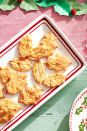 """<p>Not only are these crackers the perfect bites of cheddar and black pepper, they're also shaped into the cutest little holly leaves. </p><p><em><a href=""""https://www.countryliving.com/food-drinks/a29640457/cheddar-holly-crackers-recipe/"""" rel=""""nofollow noopener"""" target=""""_blank"""" data-ylk=""""slk:Get the recipe from Country Living »"""" class=""""link rapid-noclick-resp"""">Get the recipe from Country Living »</a></em></p>"""