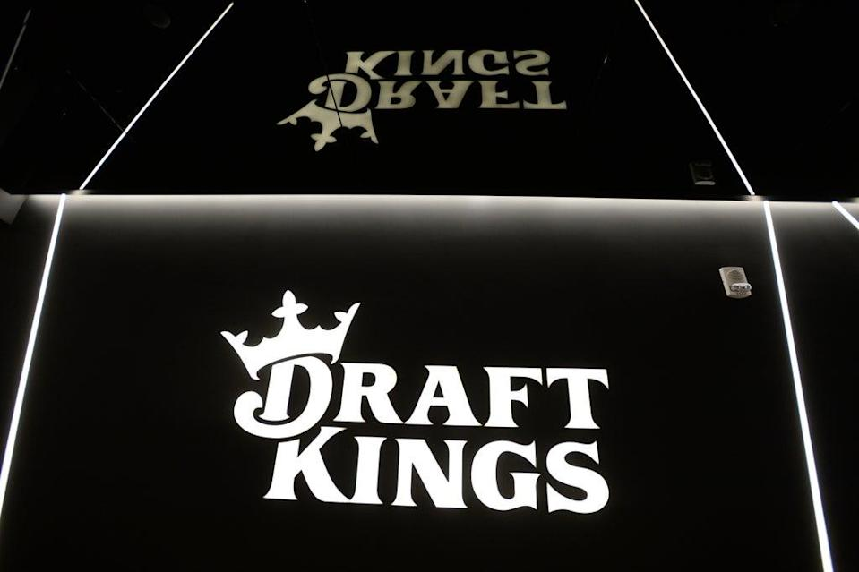 DraftKings' Boston headquarters (Getty Images for DraftKings)