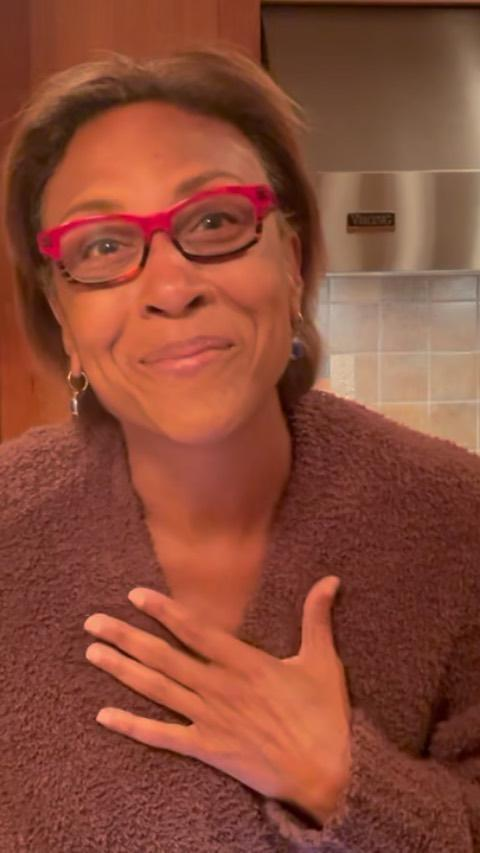 <p>The <em>Good Morning America</em> anchor shares an inspirational morning message to all her followers.</p>