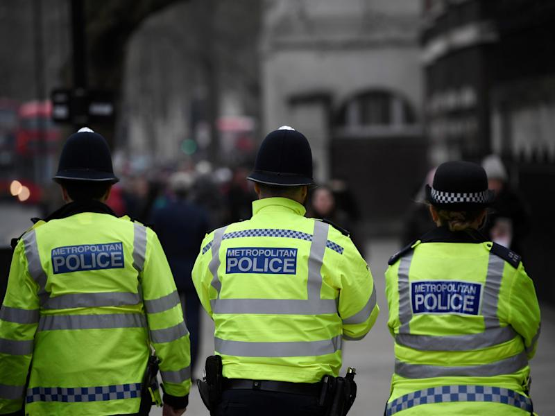 Labour have pledged to add 10,000 more police to the streets if they win the general election: Getty