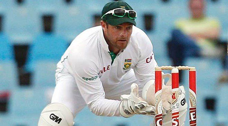 Mark Boucher is arguably the greatest wicketkeeper in South African history