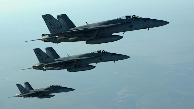 Syria blames US coalition for deadly raid