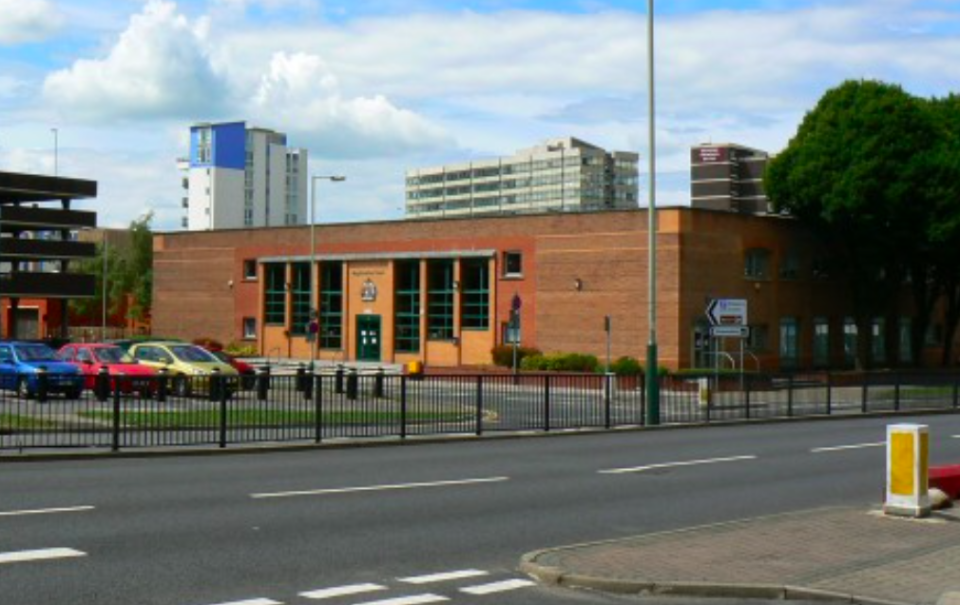 The fine was dropped following a hearing at Swindon Magistrates Court. (Geograph)