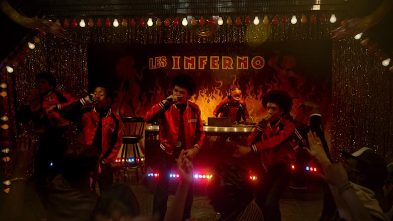 The Get Down Part 2 II Skylan Brooks, Tremaine Brown Jr., Justice Smith, Herizen F. Guardiola, Jaden Smith