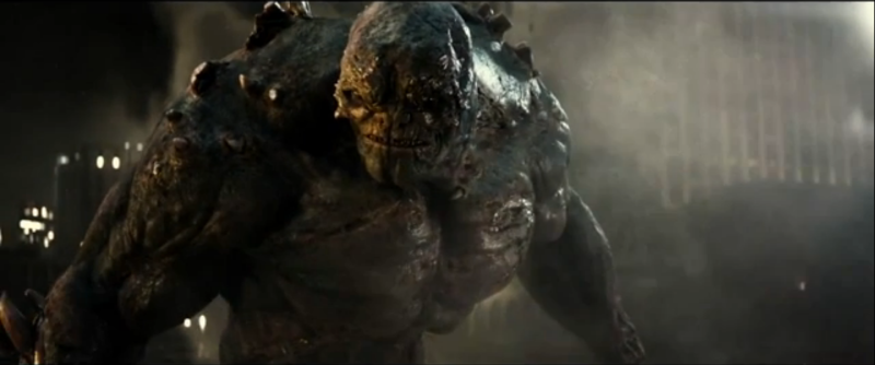 Doomsday's big revealed was spoiled by a BVS trailer (Warner Bros.)