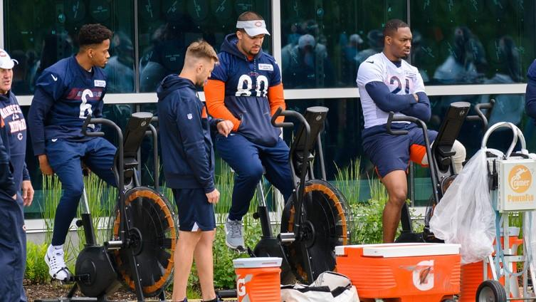 Bears safety Ha Ha Clinton-Dix to begin training camp on physically unable to perform list