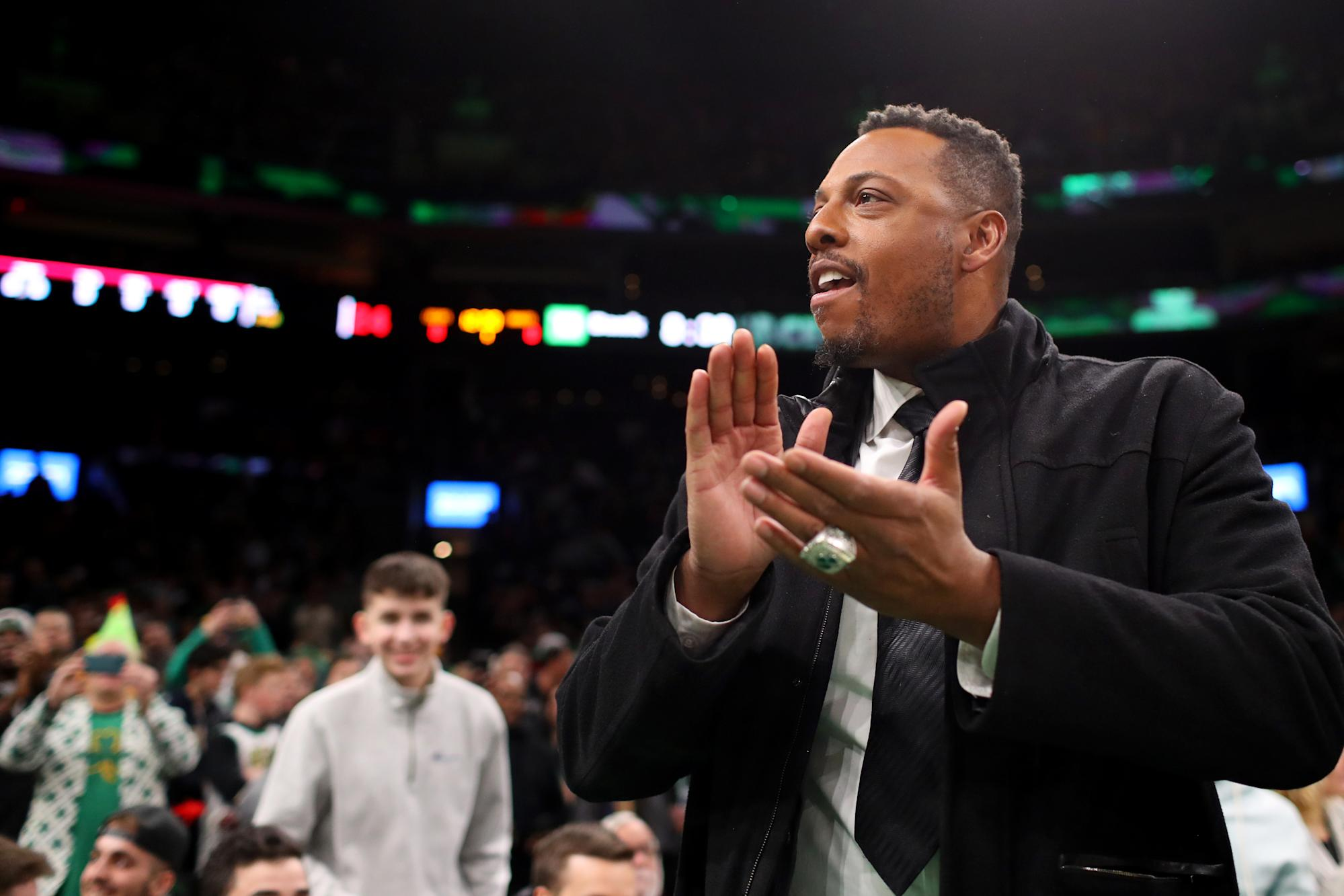 NBA: ESPN, Paul Pierce split after wild Instagram Live videos thumbnail