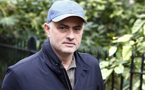 <span>Mourinho might benefit from taking a break from football entirely</span> <span>Credit: REUTERS </span>